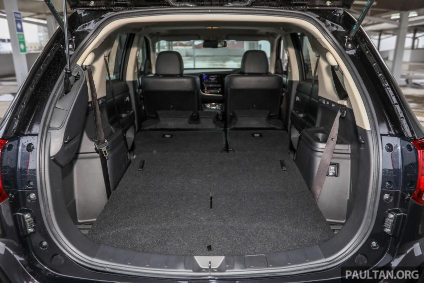 GALLERY: Mitsubishi Outlander 2.4 CKD – RM155k Image #769730