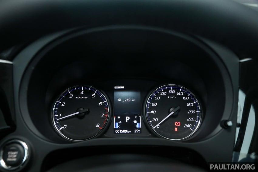 GALERI: Mitsubishi Outlander 2.4L CKD – RM155k Image #762702