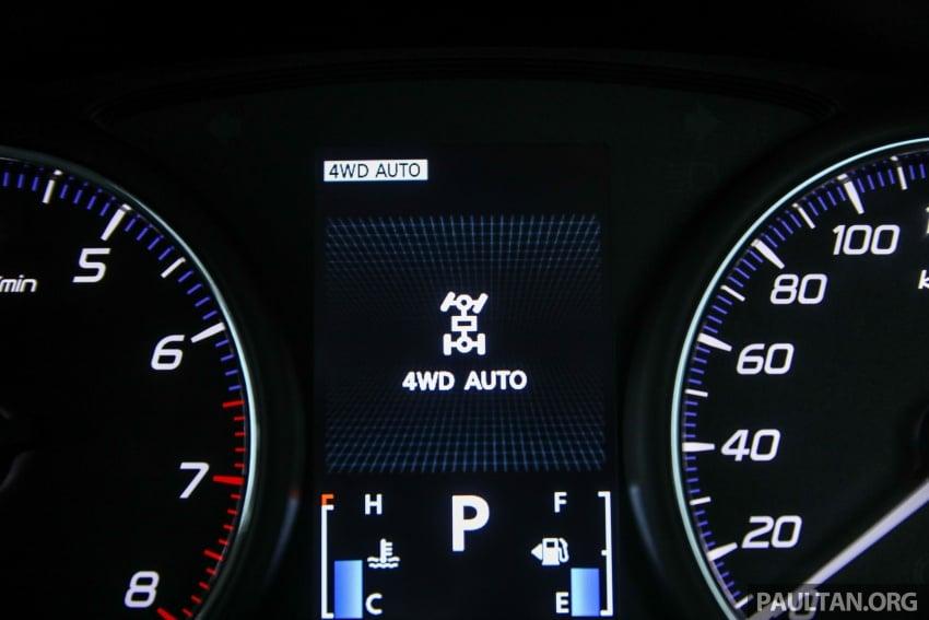 GALERI: Mitsubishi Outlander 2.4L CKD – RM155k Image #762703