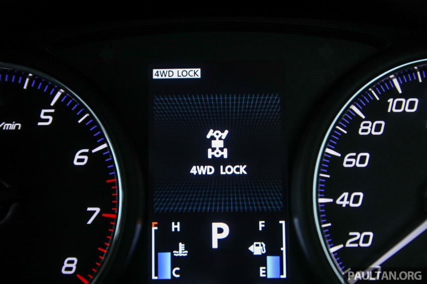 GALERI: Mitsubishi Outlander 2.4L CKD – RM155k Image #762705