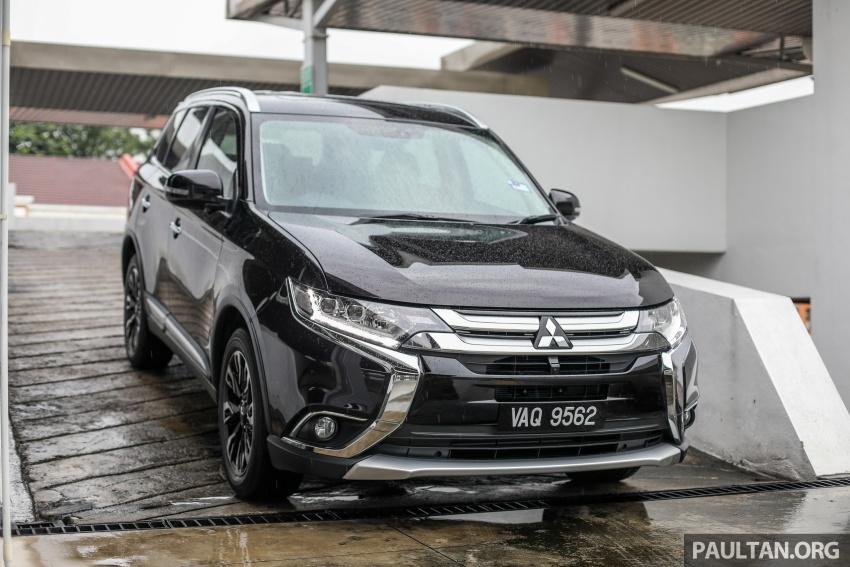 GALLERY: Mitsubishi Outlander 2.4 CKD – RM155k Image #769734
