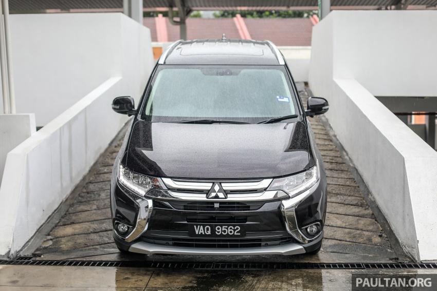 GALLERY: Mitsubishi Outlander 2.4 CKD – RM155k Image #769738