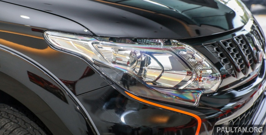 Mitsubishi Triton Athlete tiba di M'sia – pelbagai ciri tambahan, sokongan Apple CarPlay, harga kekal Image #764344