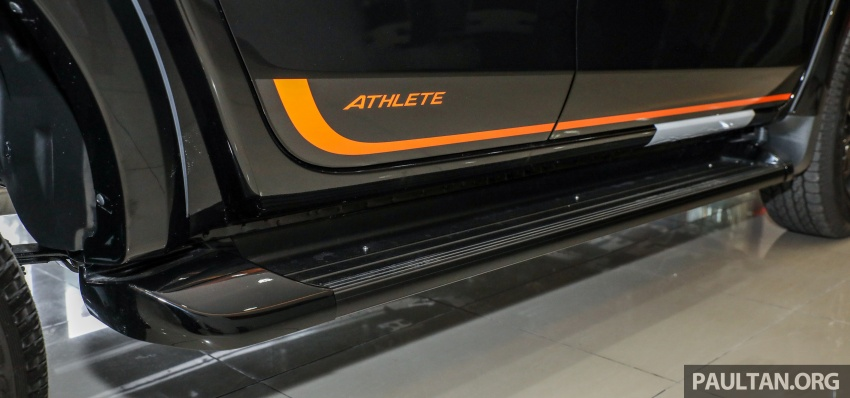Mitsubishi Triton Athlete lands in Malaysia – RM127k Image #764459
