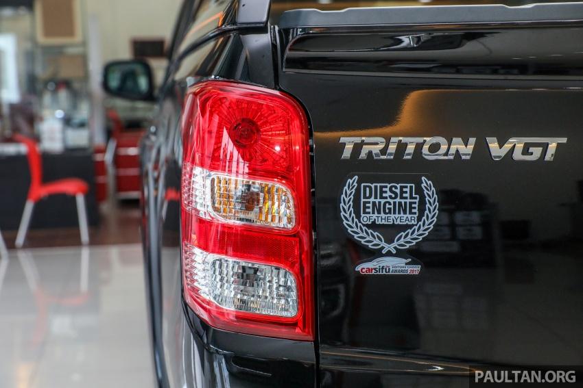 Mitsubishi Triton Athlete lands in Malaysia – RM127k Image #764463
