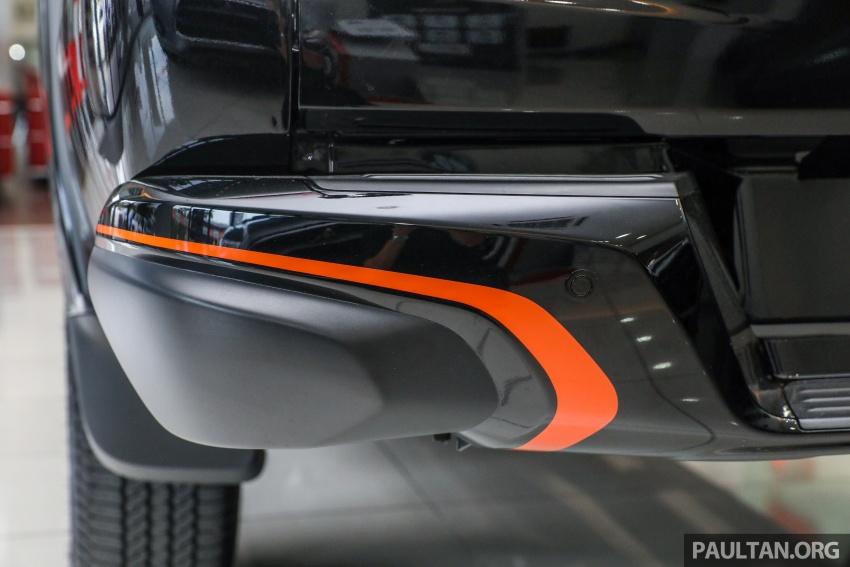 Mitsubishi Triton Athlete tiba di M'sia – pelbagai ciri tambahan, sokongan Apple CarPlay, harga kekal Image #764359