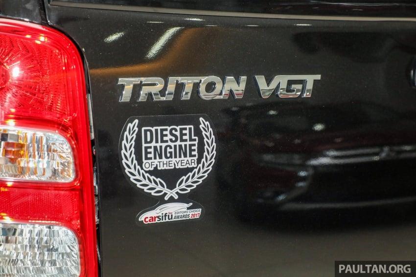Mitsubishi Triton Athlete lands in Malaysia – RM127k Image #764468