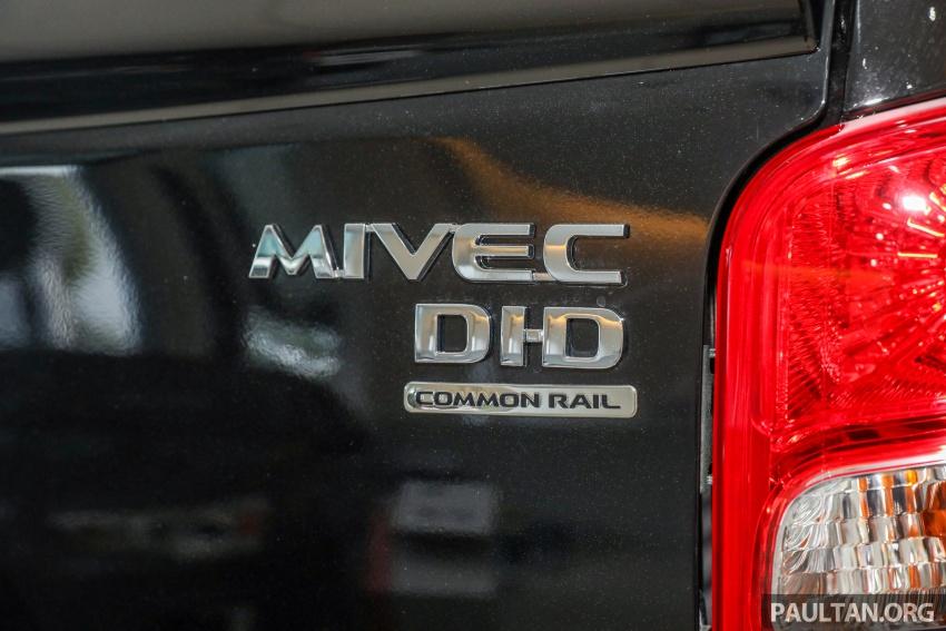 Mitsubishi Triton Athlete tiba di M'sia – pelbagai ciri tambahan, sokongan Apple CarPlay, harga kekal Image #764363