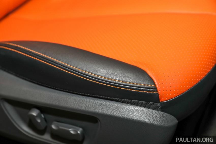 Mitsubishi Triton Athlete tiba di M'sia – pelbagai ciri tambahan, sokongan Apple CarPlay, harga kekal Image #764402