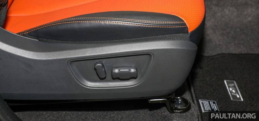 Mitsubishi Triton Athlete tiba di M'sia – pelbagai ciri tambahan, sokongan Apple CarPlay, harga kekal Image #764403