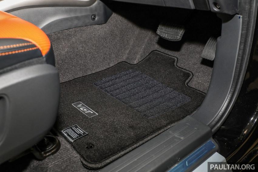 Mitsubishi Triton Athlete tiba di M'sia – pelbagai ciri tambahan, sokongan Apple CarPlay, harga kekal Image #764406