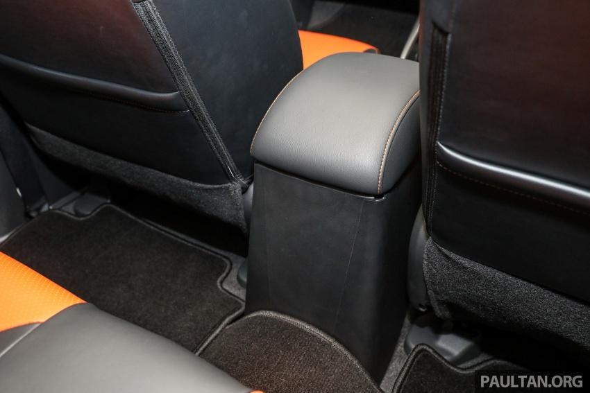 Mitsubishi Triton Athlete tiba di M'sia – pelbagai ciri tambahan, sokongan Apple CarPlay, harga kekal Image #764417