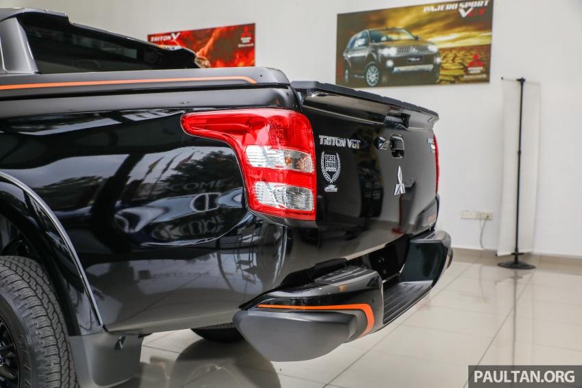 Mitsubishi Triton Athlete lands in Malaysia – RM127k Image #764521