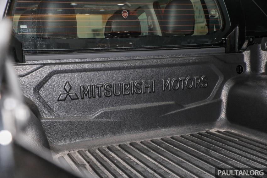 Mitsubishi Triton Athlete lands in Malaysia – RM127k Image #764524
