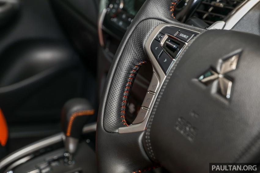 Mitsubishi Triton Athlete tiba di M'sia – pelbagai ciri tambahan, sokongan Apple CarPlay, harga kekal Image #764377