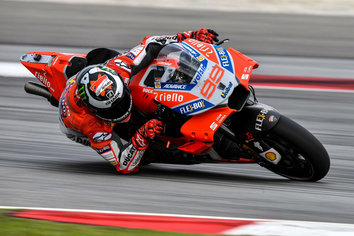2018 MotoGP Winter Test Sepang: Jorge breaks record