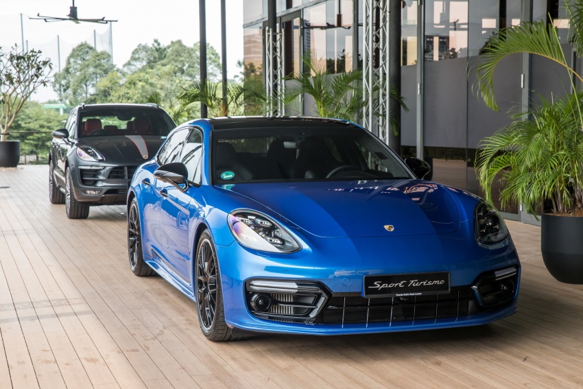 2018 Porsche Cayenne officially previewed in Malaysia Image #771099