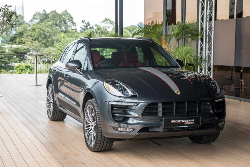 2018 Porsche Cayenne officially previewed in Malaysia Image #771101