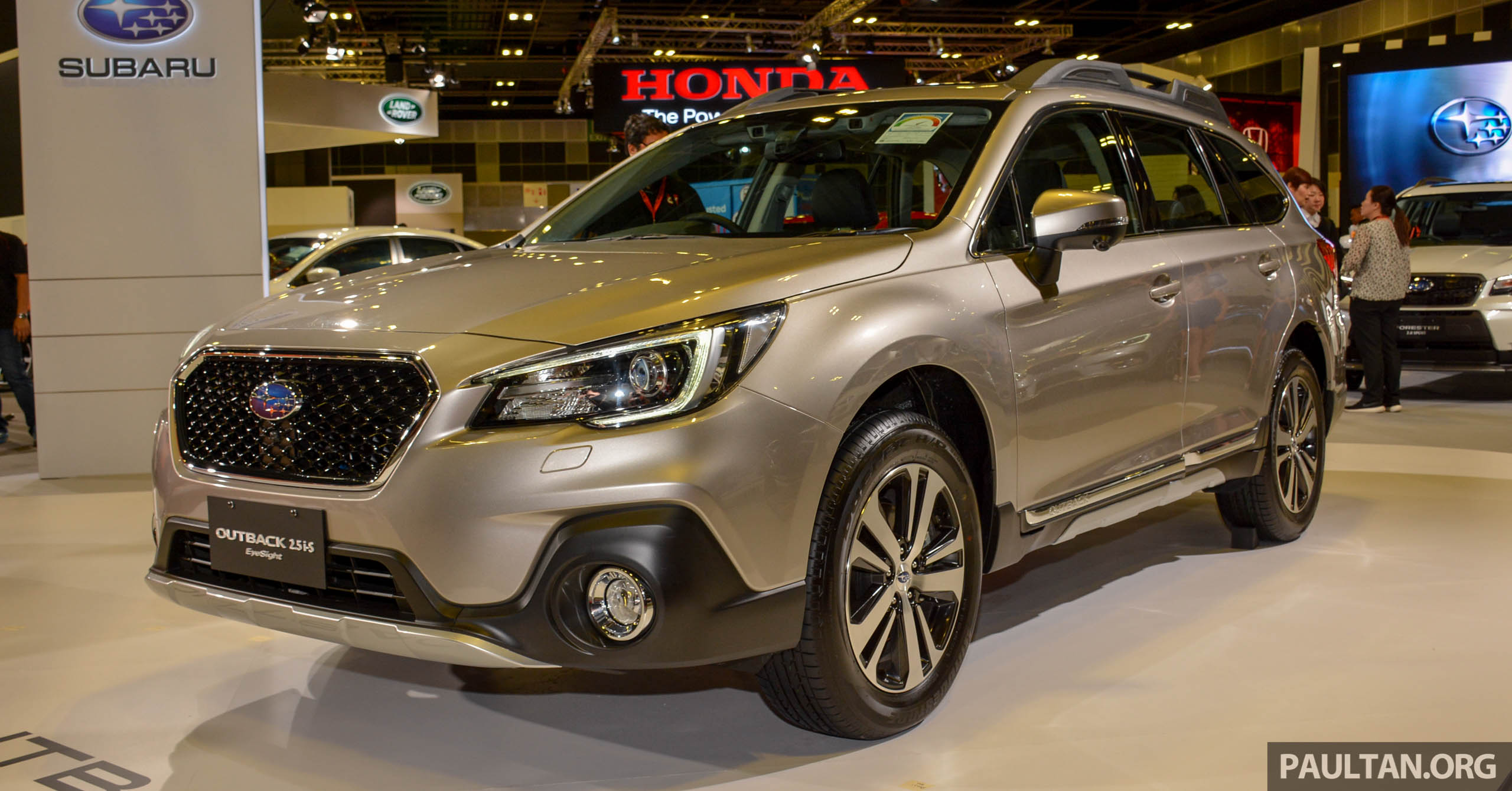 What Time Does Outback Open >> 2018 Subaru Outback 2 5i S Eyesight Official Price List Revealed
