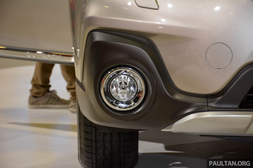 Subaru Outback <em>facelift</em> dan XV 2.0 liter dilancarkan di Singapura – penampilan sulung EyeSight di ASEAN Image #759902