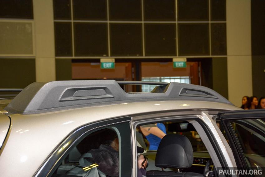 Subaru Outback <em>facelift</em> dan XV 2.0 liter dilancarkan di Singapura – penampilan sulung EyeSight di ASEAN Image #759918