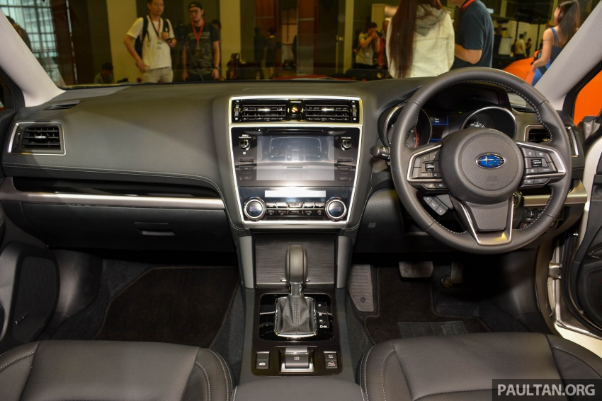 Subaru Outback facelift, XV 2.0 launched in Singapore Image #760008