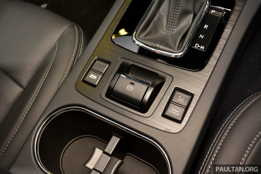 Subaru Outback <em>facelift</em> dan XV 2.0 liter dilancarkan di Singapura – penampilan sulung EyeSight di ASEAN Image #759945