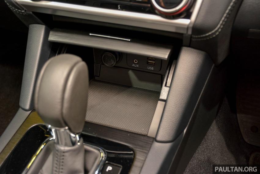 Subaru Outback <em>facelift</em> dan XV 2.0 liter dilancarkan di Singapura – penampilan sulung EyeSight di ASEAN Image #759947