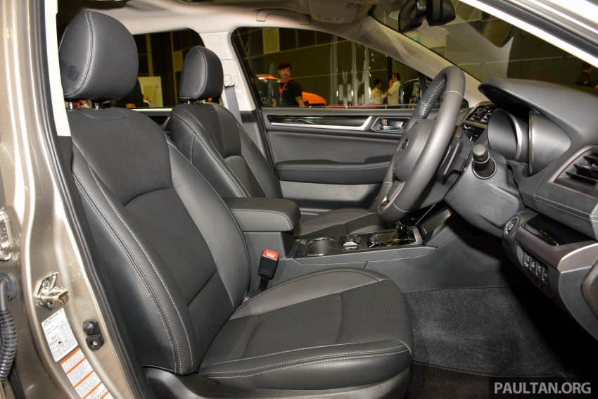 Subaru Outback facelift, XV 2.0 launched in Singapore Image #759942