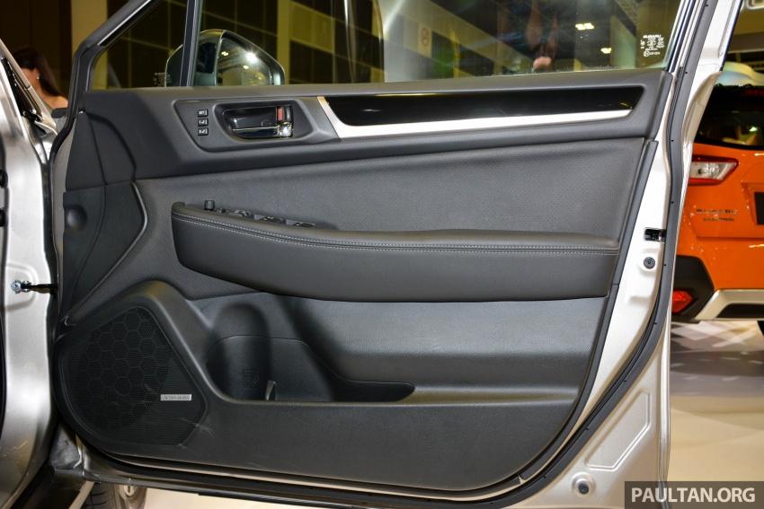 Subaru Outback <em>facelift</em> dan XV 2.0 liter dilancarkan di Singapura – penampilan sulung EyeSight di ASEAN Image #759952