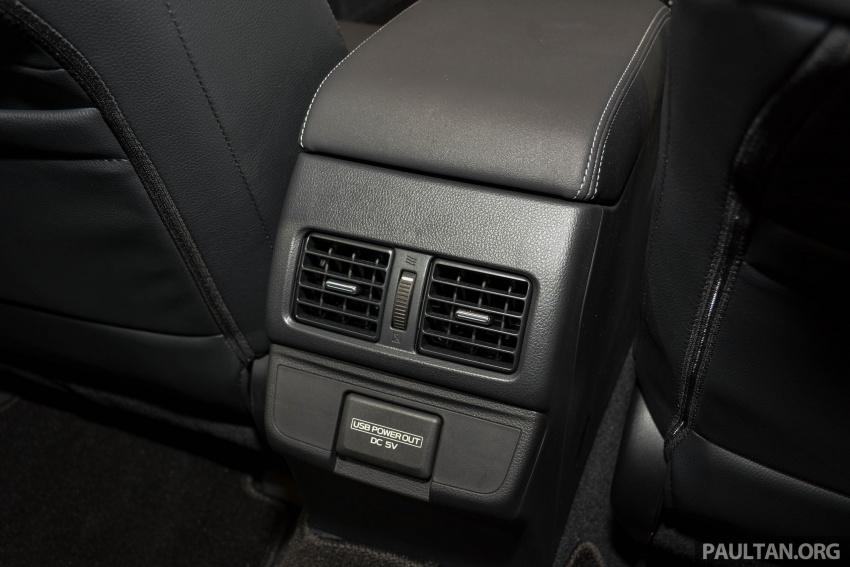 Subaru Outback <em>facelift</em> dan XV 2.0 liter dilancarkan di Singapura – penampilan sulung EyeSight di ASEAN Image #759961
