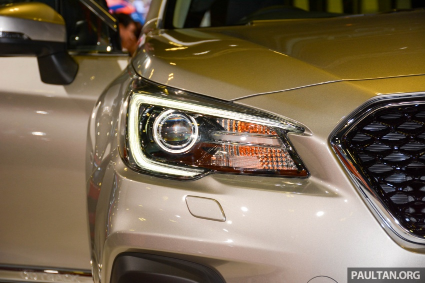 Subaru Outback facelift, XV 2.0 launched in Singapore Image #759895