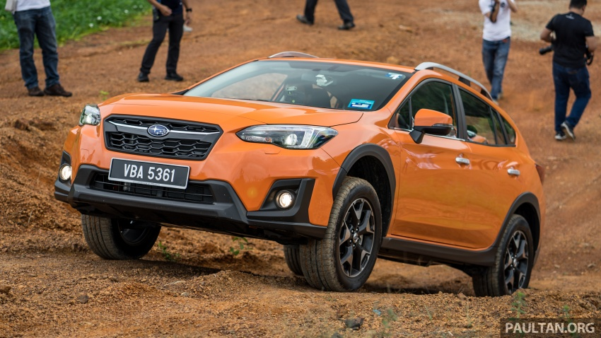 DRIVEN: 2018 Subaru XV – all the SUV you need? Image #771422