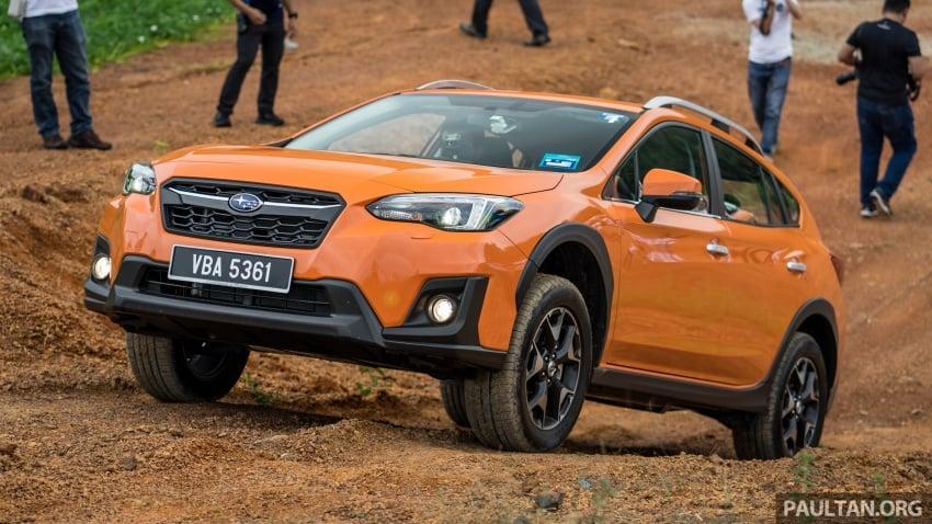 DRIVEN: 2018 Subaru XV – all the SUV you need? Image #771422