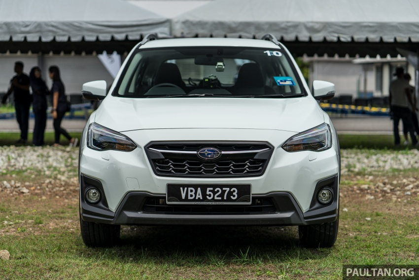 DRIVEN: 2018 Subaru XV – all the SUV you need? Image #771432