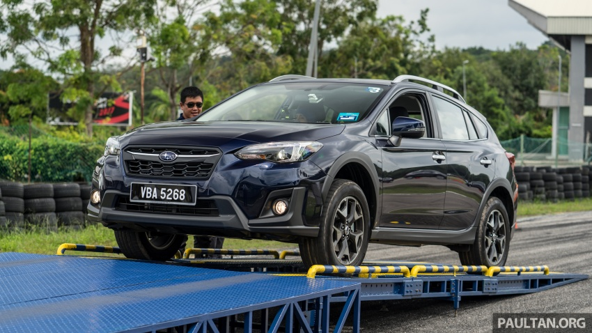 DRIVEN: 2018 Subaru XV – all the SUV you need? Image #771433