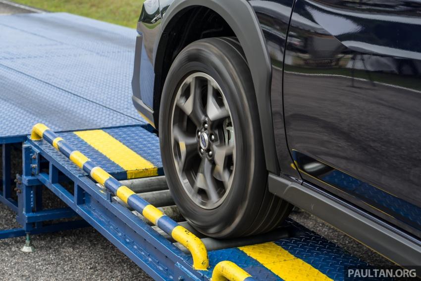 DRIVEN: 2018 Subaru XV – all the SUV you need? Image #771434