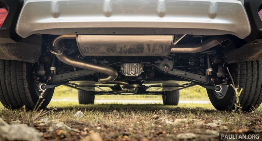 DRIVEN: 2018 Subaru XV – all the SUV you need? Image #771437