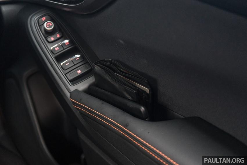 DRIVEN: 2018 Subaru XV – all the SUV you need? Image #771438