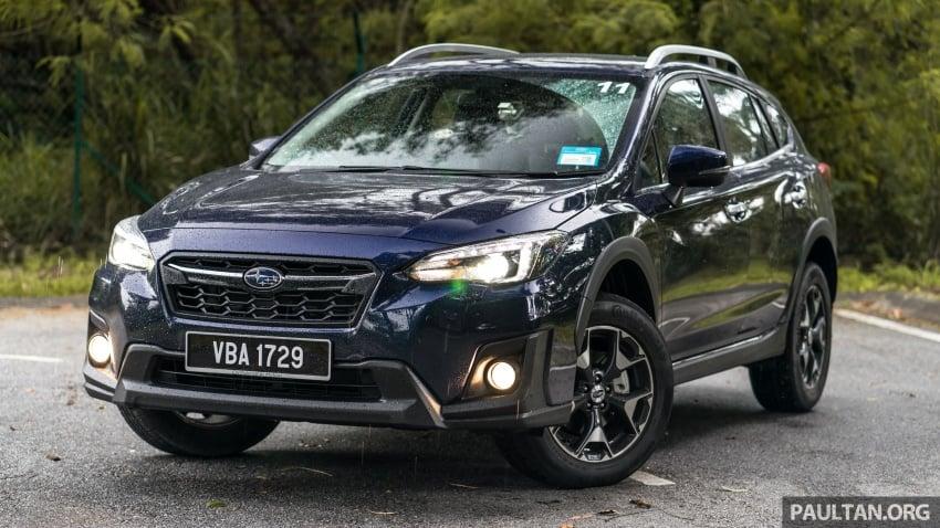 DRIVEN: 2018 Subaru XV – all the SUV you need? Image #771439