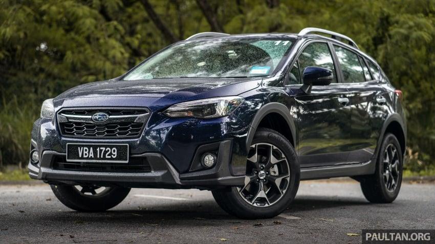 DRIVEN: 2018 Subaru XV – all the SUV you need? Image #771440