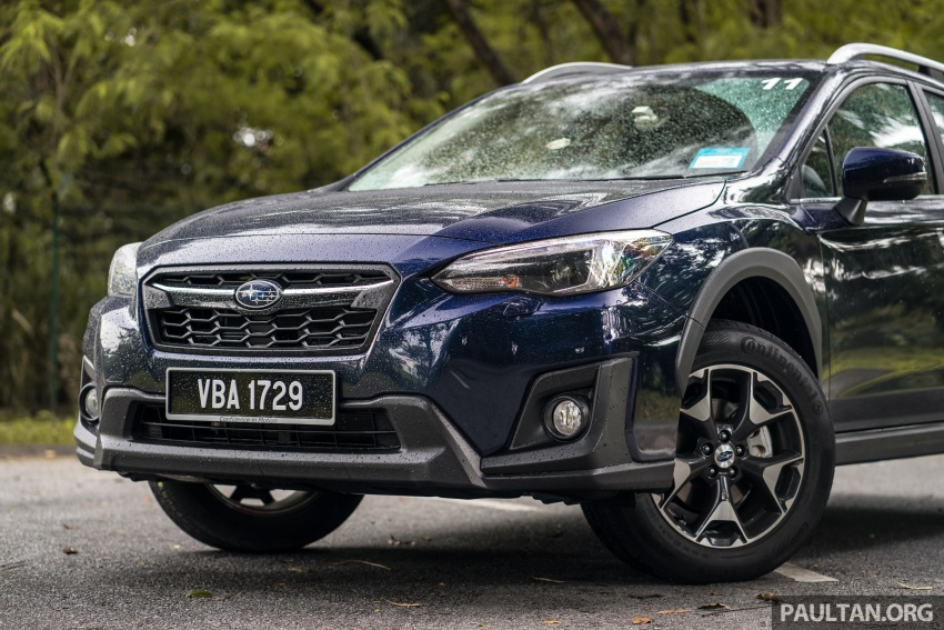 DRIVEN: 2018 Subaru XV – all the SUV you need? Image #771441