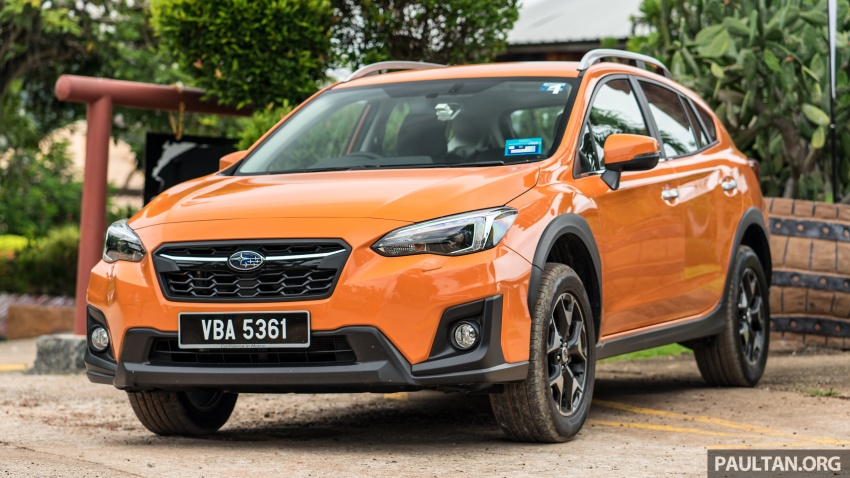 DRIVEN: 2018 Subaru XV – all the SUV you need? Image #771423