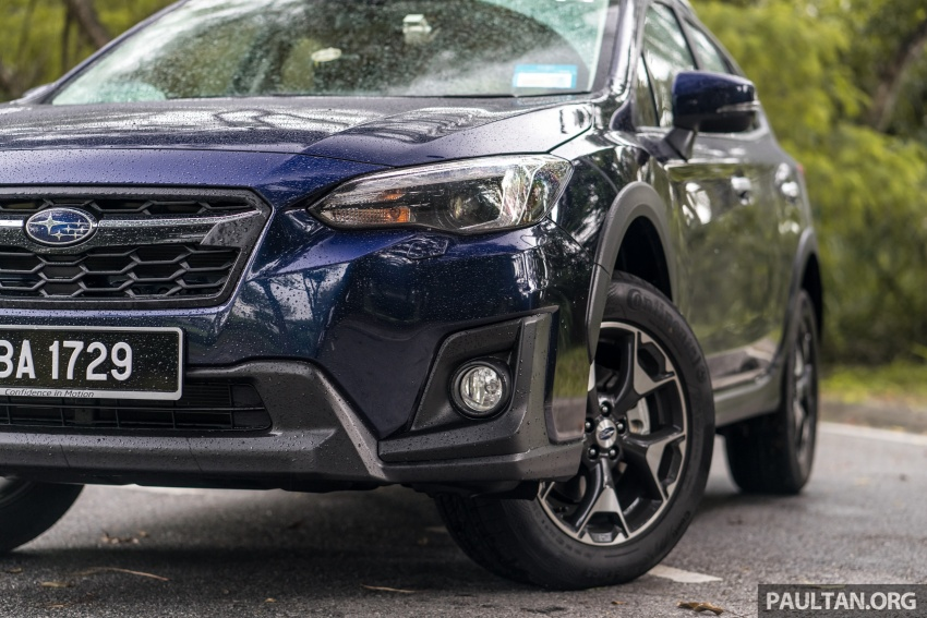 DRIVEN: 2018 Subaru XV – all the SUV you need? Image #771442
