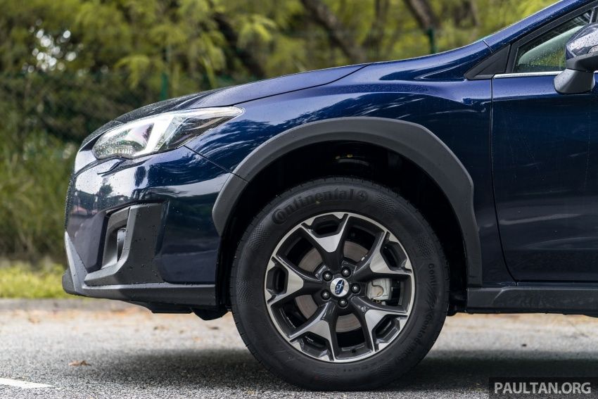 DRIVEN: 2018 Subaru XV – all the SUV you need? Image #771444