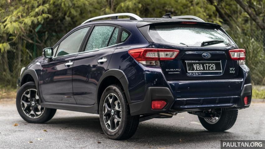 DRIVEN: 2018 Subaru XV – all the SUV you need? Image #771446