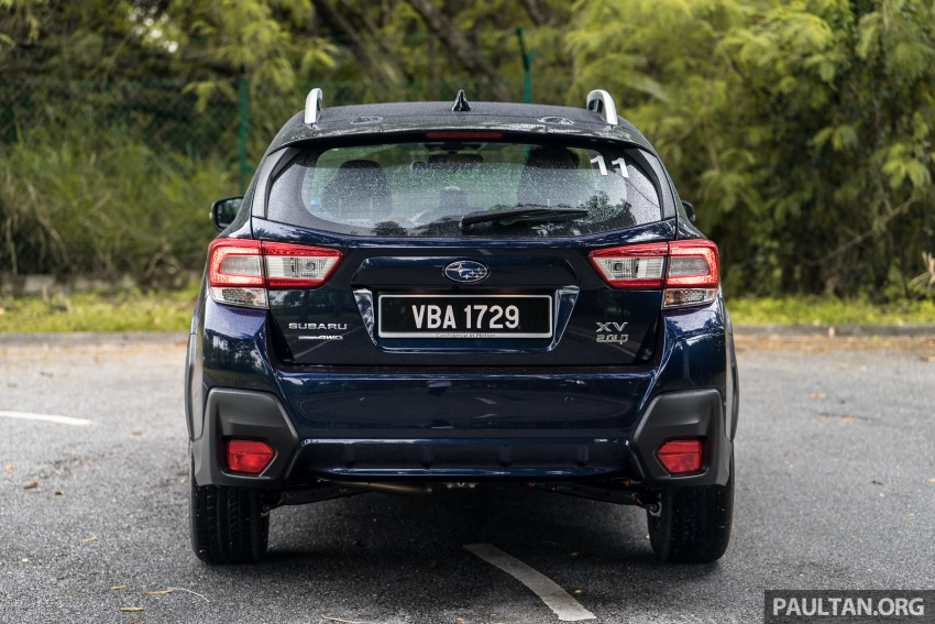 DRIVEN: 2018 Subaru XV – all the SUV you need? Image #771447
