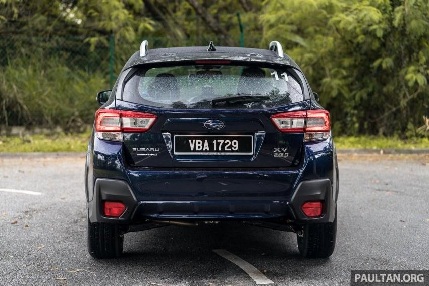 DRIVEN: 2018 Subaru XV – all the SUV you need? Image #771447