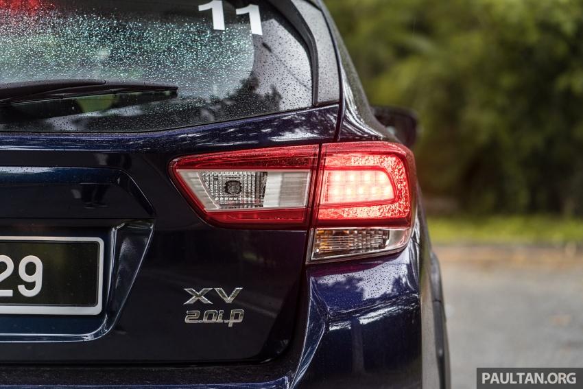 DRIVEN: 2018 Subaru XV – all the SUV you need? Image #771448
