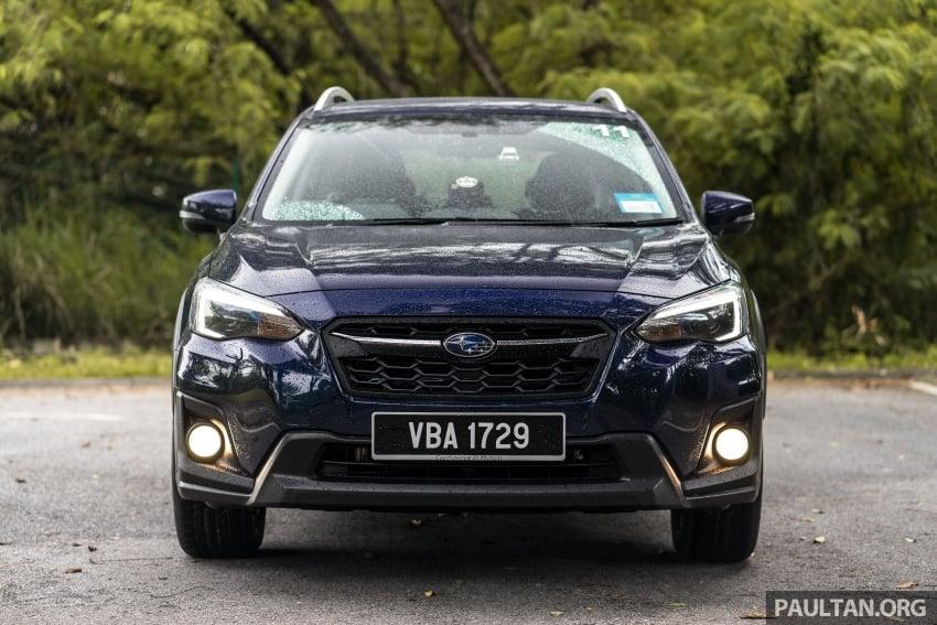 DRIVEN: 2018 Subaru XV – all the SUV you need? Image #771449